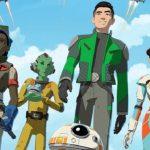 Star Wars Resistance protagonistas de star wars resistance