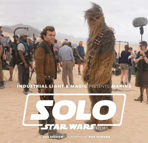 Making Solo A Star Wars Story Rob Bredow