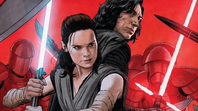 Los Últimos Jedi – Reseña de la adaptación al cómic