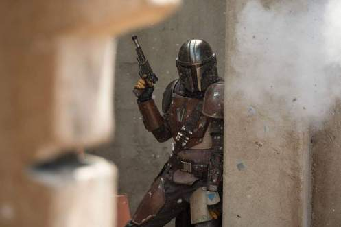The Mandalorian The Rise of Skywalker