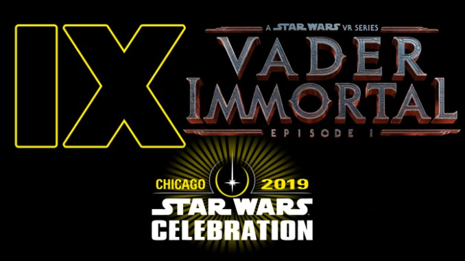 Sigue en directo el panel de Episodio IX en la Star Wars Celebration