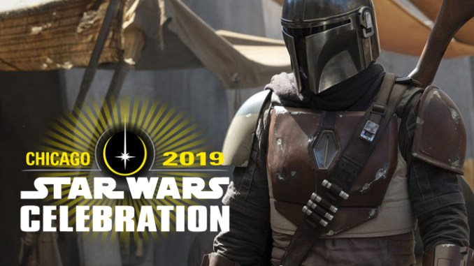 Trailer de Star Wars Mandalorian en la Star Wars Celebration de Chicago