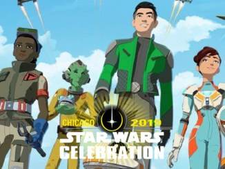 El trailer de a segunda temporada de Star Wars Resistance se ha presentado en la Star Wars Celebration