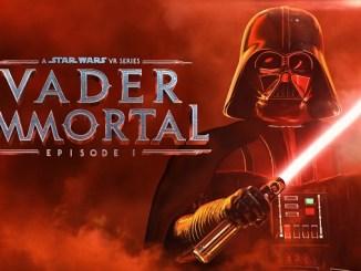 Vader Inmortal