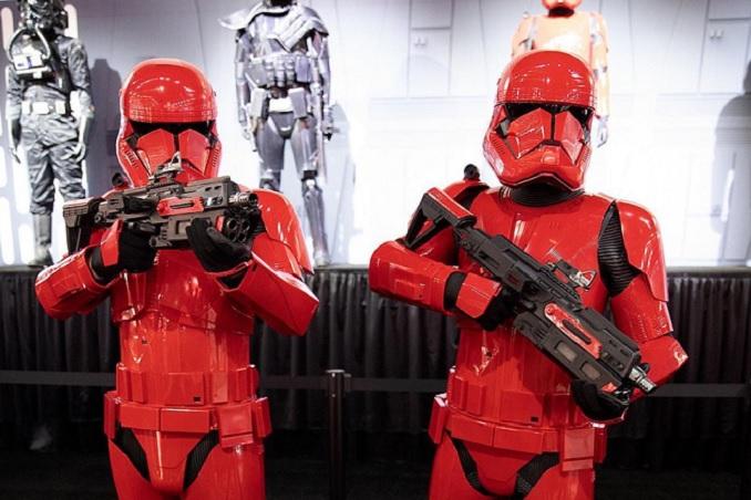 Sith Troopers – Novedades y descripción desde la SDCC