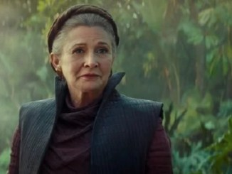 Carrie Fisher Star Wars episodio 9 El Ascenso de Skywalker