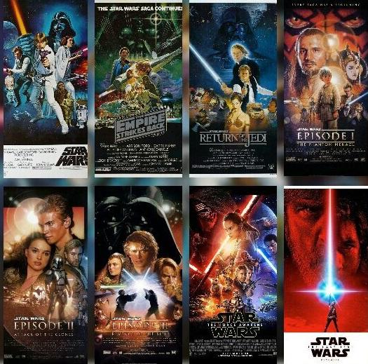Como Ver La Saga De Star Wars El Orden En La Fuerza