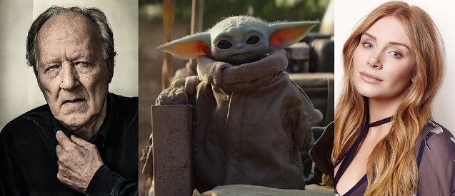 The Mandalorian – Werner Herzog y Bryce Dallas Howard hablan sobre 'Baby Yoda'