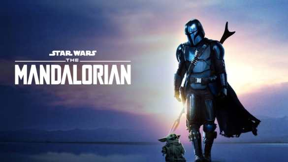 tráiler the mandalorian