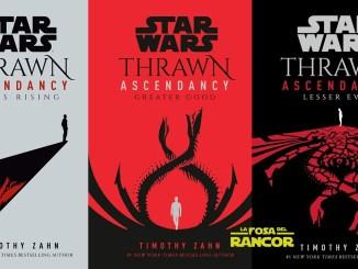 trilogía ascendencia thrawn