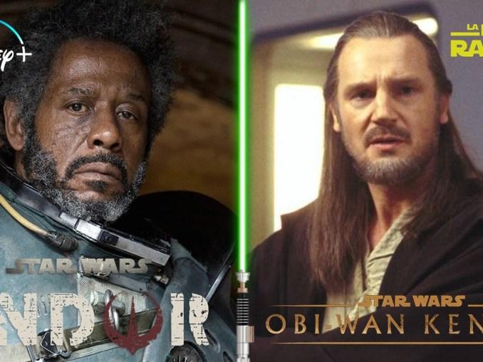 Andor Whitaker Kenobi Neeson