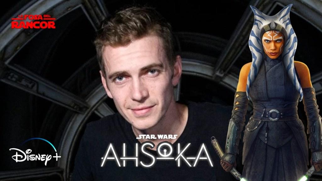 Star Wars: Ahsoka – Hayden Christensen sigue en Star Wars y aparecerá en la serie (RUMOR)