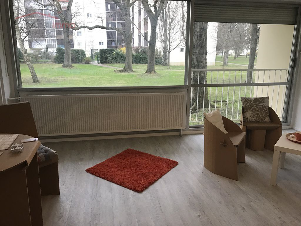 Appartement F2 44 M Mulhouse 68200  La Fourmi immo