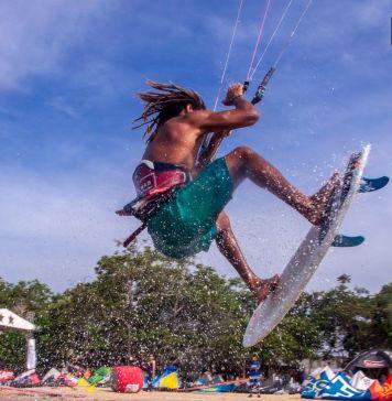 Campeonato de Wind Surf y Kitesurf