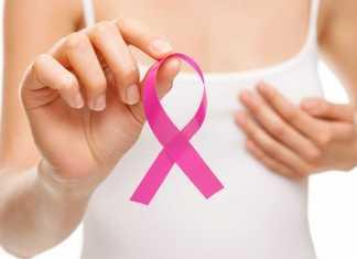 superó el cáncer de mama muy joven