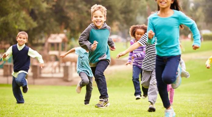 Correr en los niños beneficios que te sorprenderán
