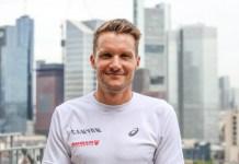 Jan Frodeno busca una carrera en primavera después de su lesión