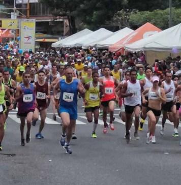Media maraton internacional San Sebastian