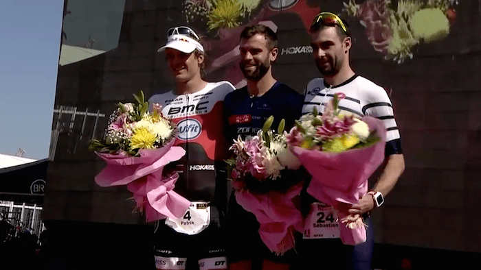 Adam Bowden gana el IRONMAN 70.3 Dubai