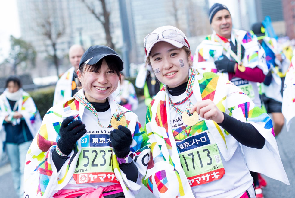 Llega la 13º edición del Maratón de Tokio sin Bekele