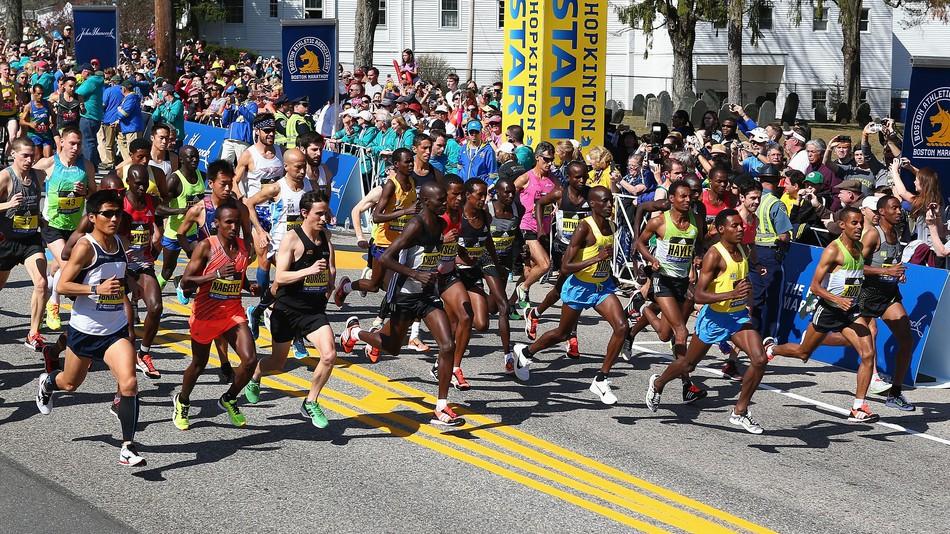 Maratón de Boston 2019