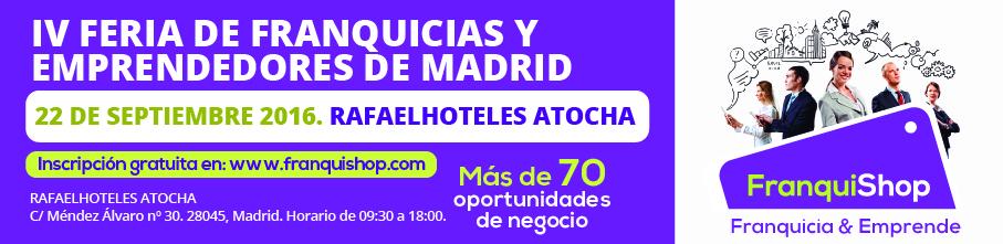 Más de 80 oportunidades de negocio al alcance de los emprendedores madrileños