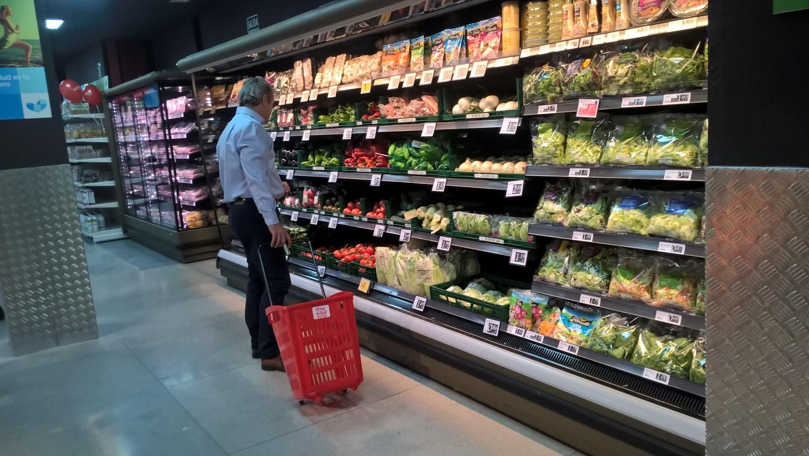 La franquicia Eroski abre un nuevo supermercado franquiciado en Alcobendas