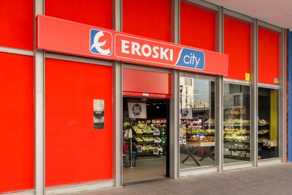 Eroski/City inaugura una nueva franquicia de proximidad en la localidad de Muskiz