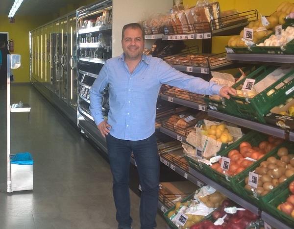Entrevista a Ricardo González, de la franquicia Eroski Rapid Torrevieja