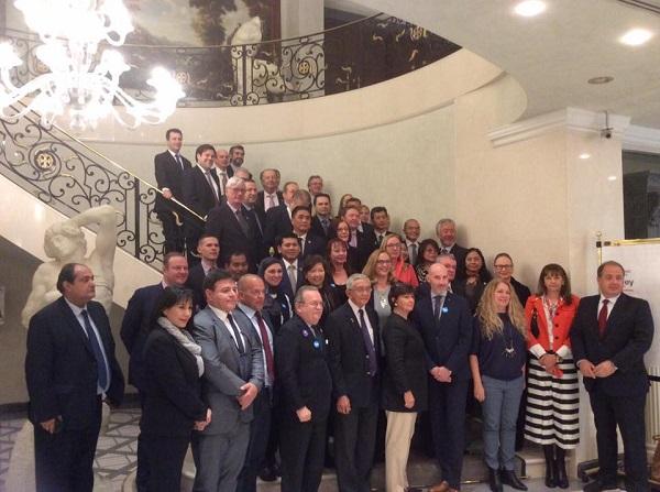 La AEF firma un acuerdo con la Asociación de Guatemala, en el marco del Consejo Mundial de la Franquicia