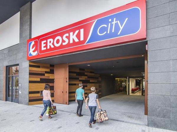 La franquicia EROSKI abre en el emblemático barrio de Gros