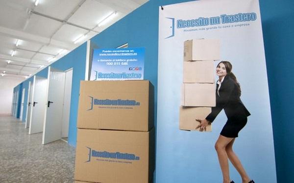 La franquicia Necesito un Trastero abre nueva sede en Irún
