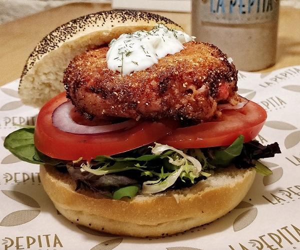 Franquicias de hamburguesas para veganos y vegetarianos