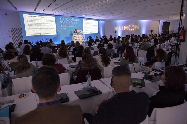 La franquicia Kumon convoca en Madrid a más de 200 docentes