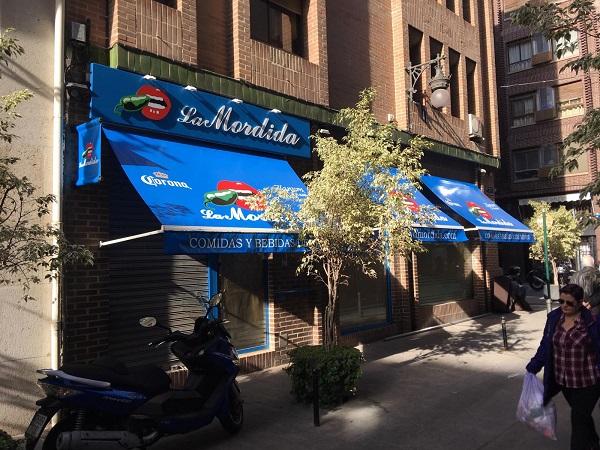 La franquicia La Mordida inaugura su primer restaurante mexicano en el centro de Valencia