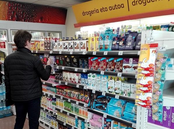 Nueva franquicia Rapid Supermercados en la provincia de Vizcaya
