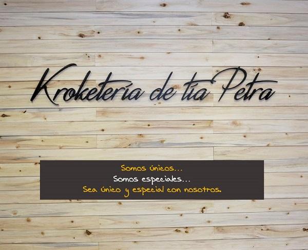 «Delicias gourmet» como modelo de negocio en la franquicia Kroketería de tía Petra