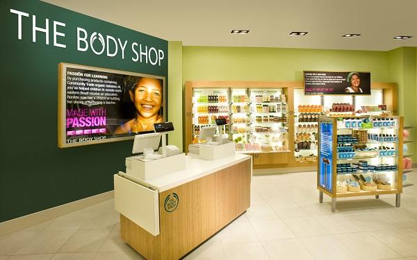 Merchandising y publicidad responsable para incrementar las ventas: el éxito social de la marca The Body Shop