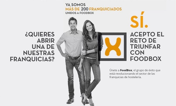 El Grupo de franquicias Foodbox inaugurará en la Comunidad Valenciana 25 restaurantes en dos años