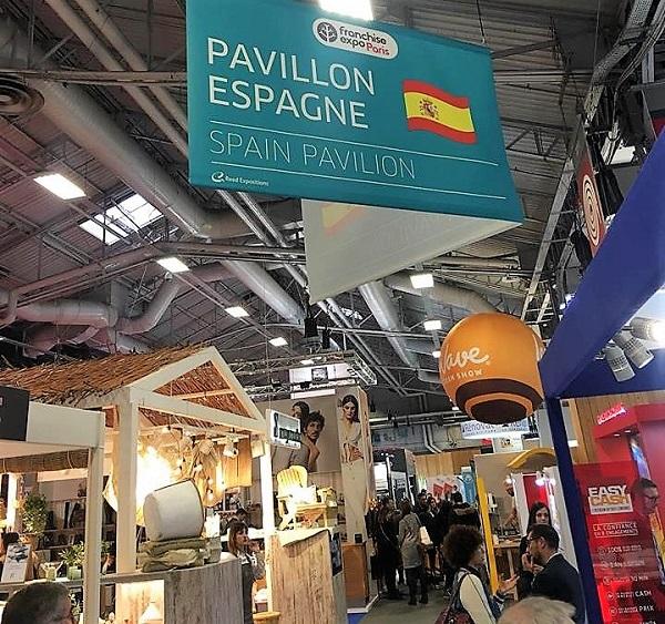 8 franquicias españolas acuden a la Feria de Franquicias de París de la mano de la AEF