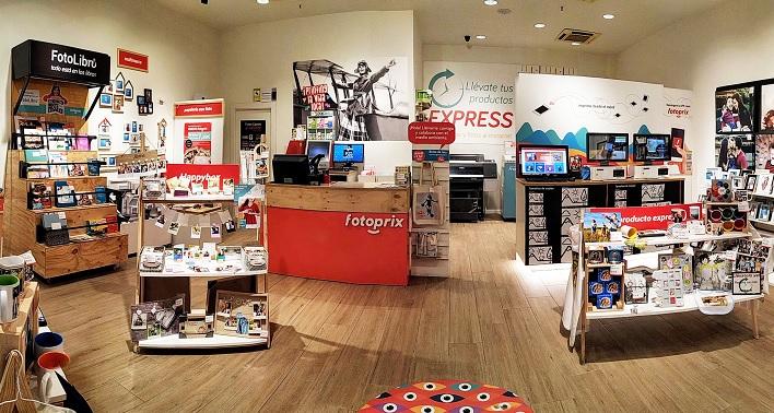 Fotoprix renueva su concepto de tienda de fotografía y busca ampliar su red de franquicias