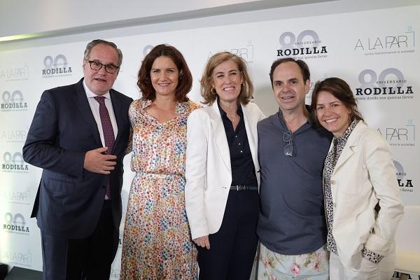 Rodilla inaugura su primera franquicia gestionada íntegramente por trabajadores con discapacidad