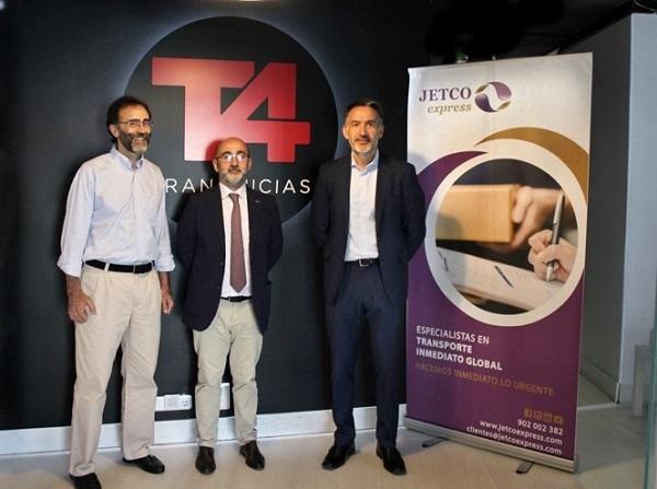 JETCO Express confía la expansión a T4 Franquicias para crecer en España y Portugal