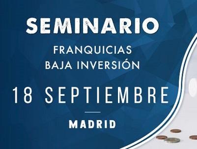 T4 Franquicias imparte un nuevo Seminario sobre cómo abrir franquicias de baja inversión