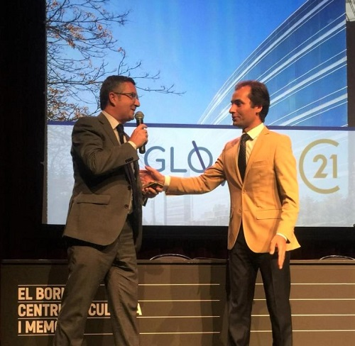 Gloval se convierte en socio de la franquicia Century 21 España para la valoración hipotecaria