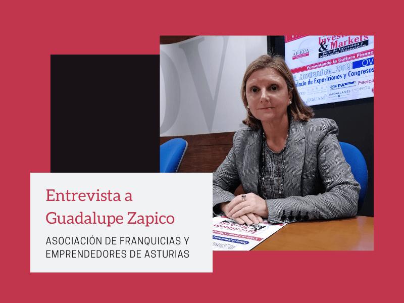 Entrevista a Guadalupe Zapico