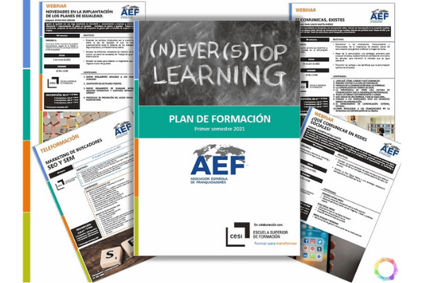 AEF y CESI formación