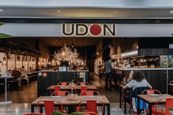 UDON restaurente 2021