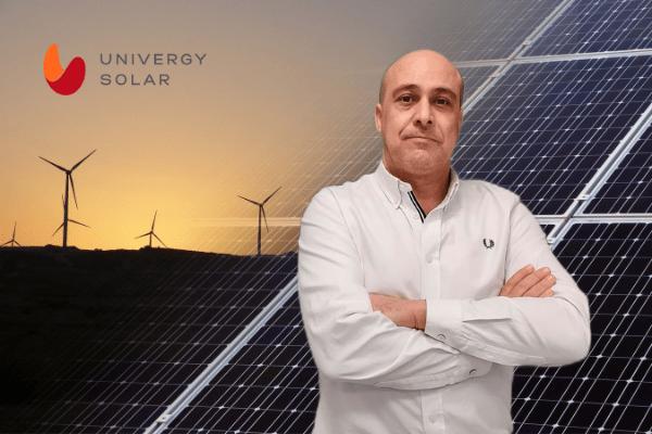Entrevista a Juan Felipe Pérez | Business Sales Manager en Univergy Solar
