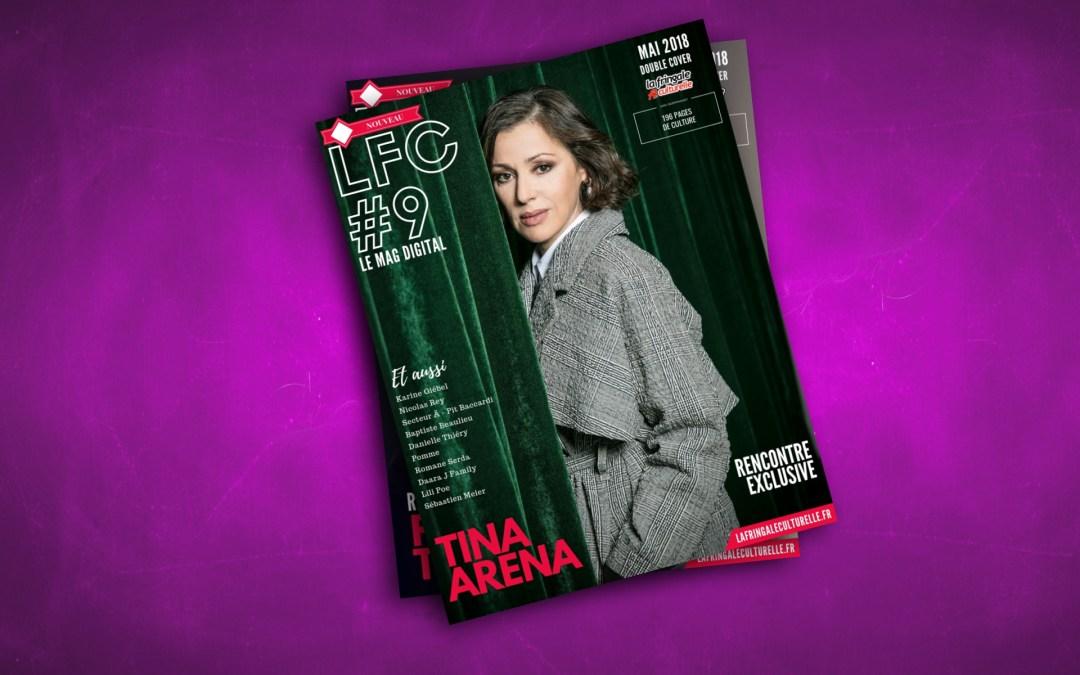 LFC Magazine #9 I Tina Arena
